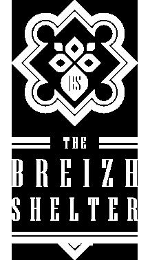 The Breizh Shelter Logo