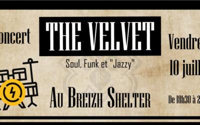 Concert : The Velvet